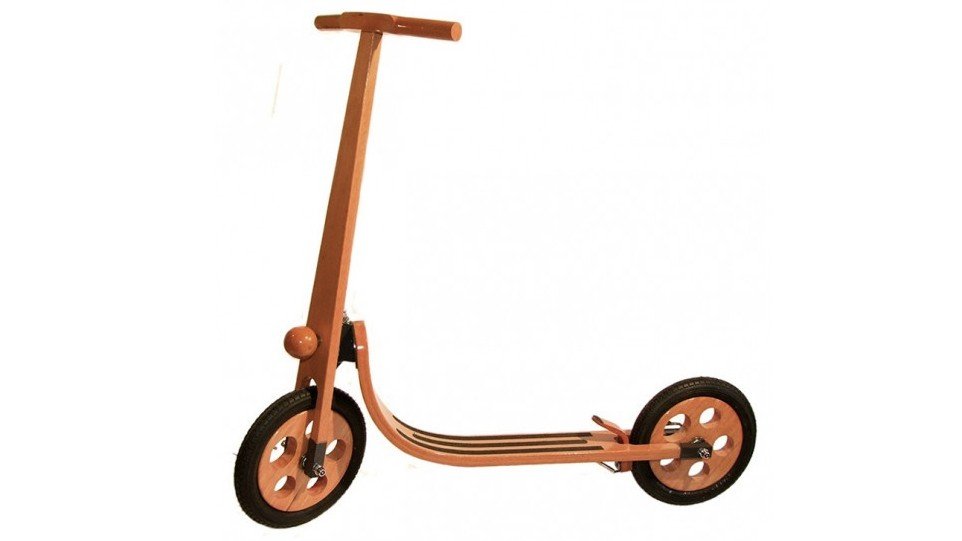 What teen doesn't want to scoot about town on this bad boy?