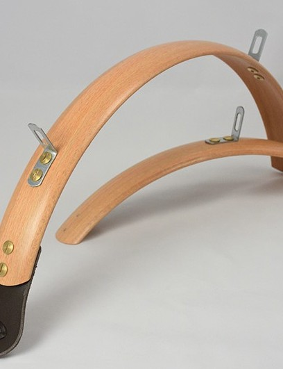 From wooden mudguards to grips, Ghisallo's range is impressively large