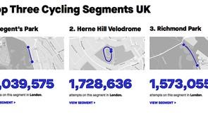 London swept the most popular segment podium in the UK