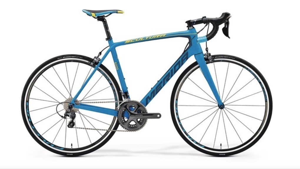 Merida is recalling the fork on several 2017 model year Scultura bikes because the steerer can crack