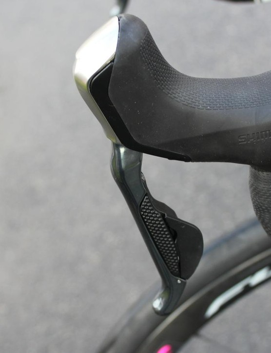 Merida is pushing the envelope on disc brakes in pro racing