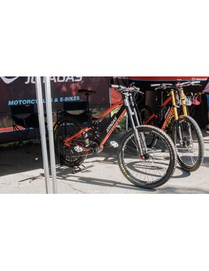 If you're to believe our commenters, an e-MTB is a...