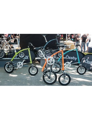 It's hard not to love these cute little bikes