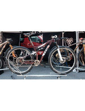 I'll never turn down an opportunity to ogle at a bike from FRM