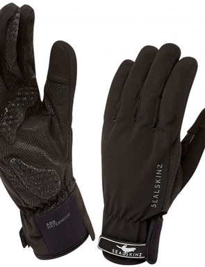 A decent pair of winter-ready gloves to keep your hands toasty, warm and dry