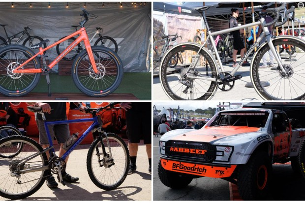 Here's a look at some of the weird and wonderful things we saw at this year's Sea Otter expo