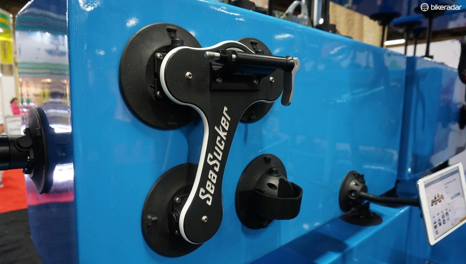 The single-bike Talon is the company's most popular product