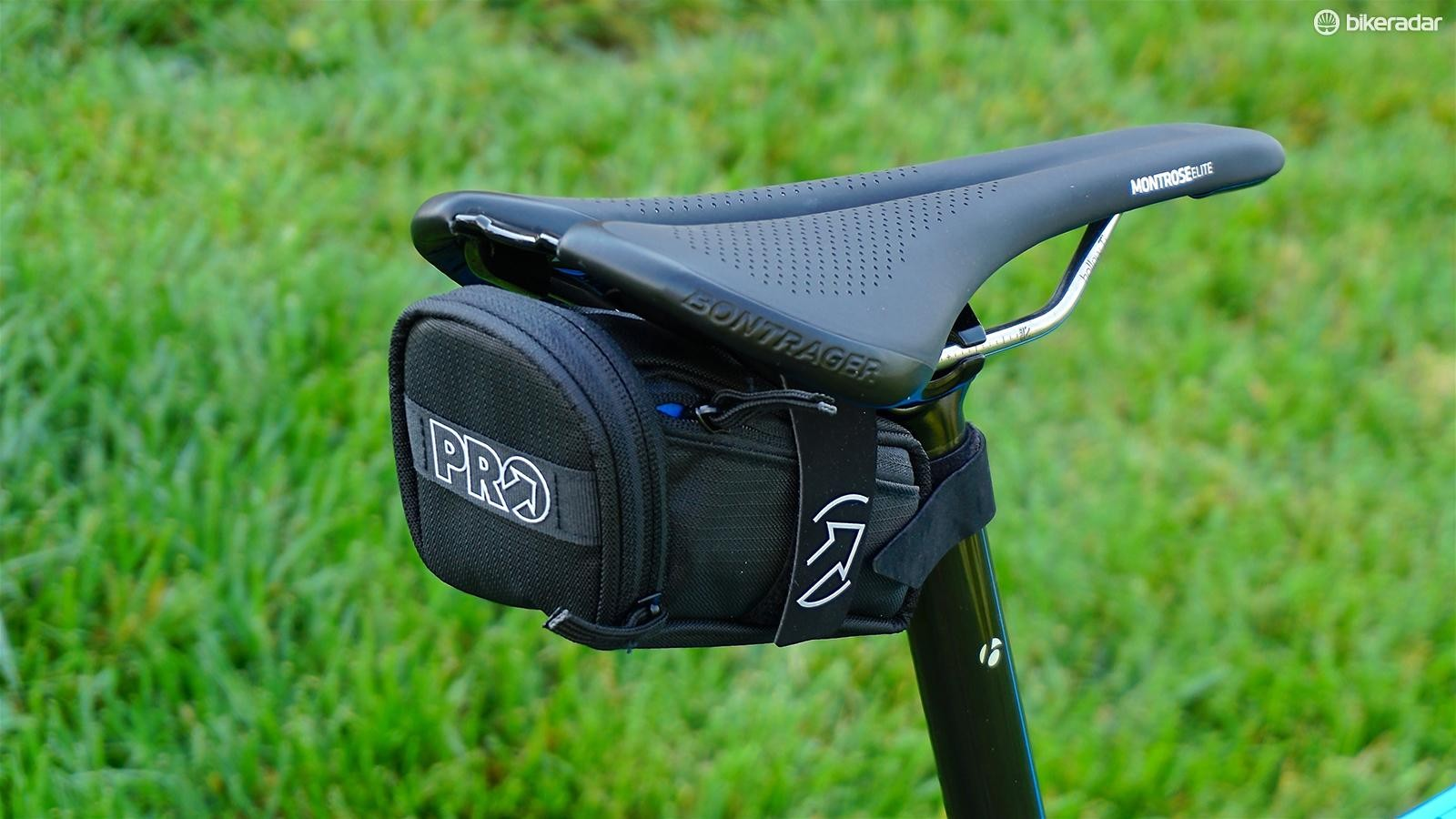 The PRO Strap Saddlebag Mini is excellent execution of a classic design