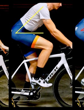Different handlebars require different saddle considerations