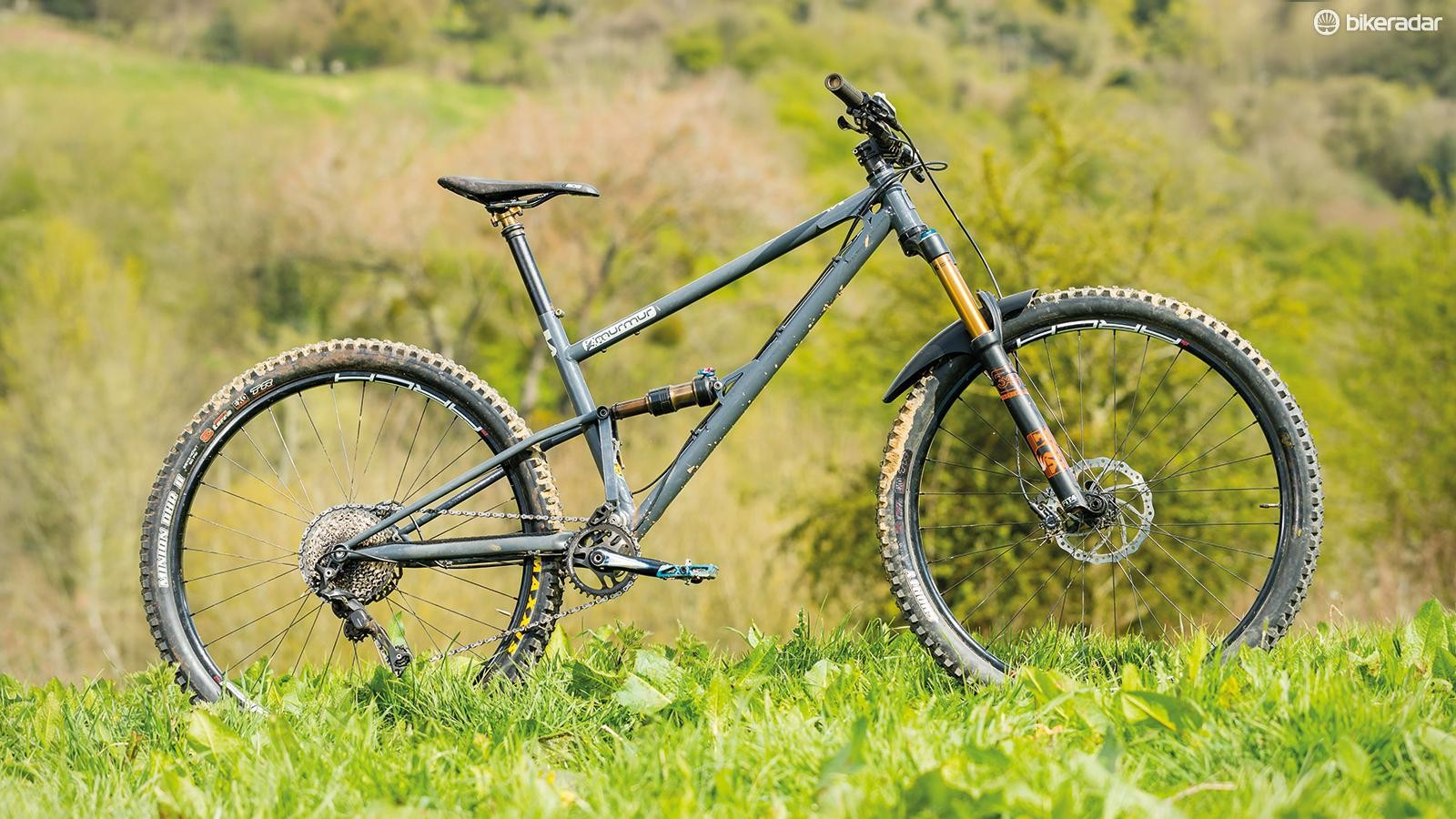 The Starling Murmur was one of the most pleasantly surprising bikes I've ridden