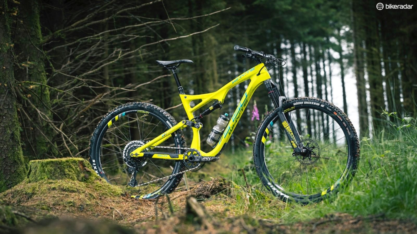 If you're after an agile yet super capable trail bike, Whyte's S-150 is hard to beat