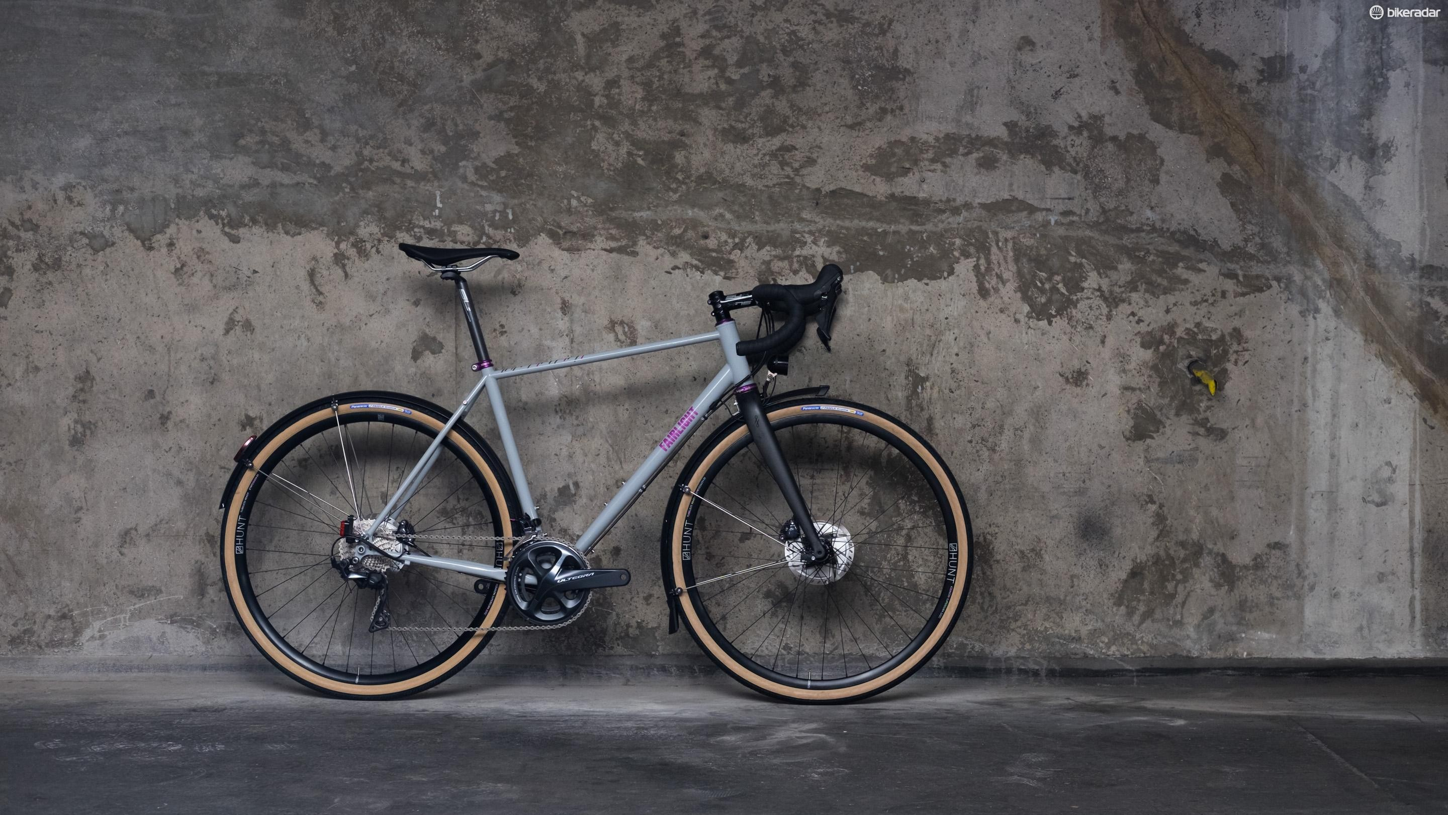 We'll be testing this bike in a variety of set ups, from all-purpose road machine to gravel monster