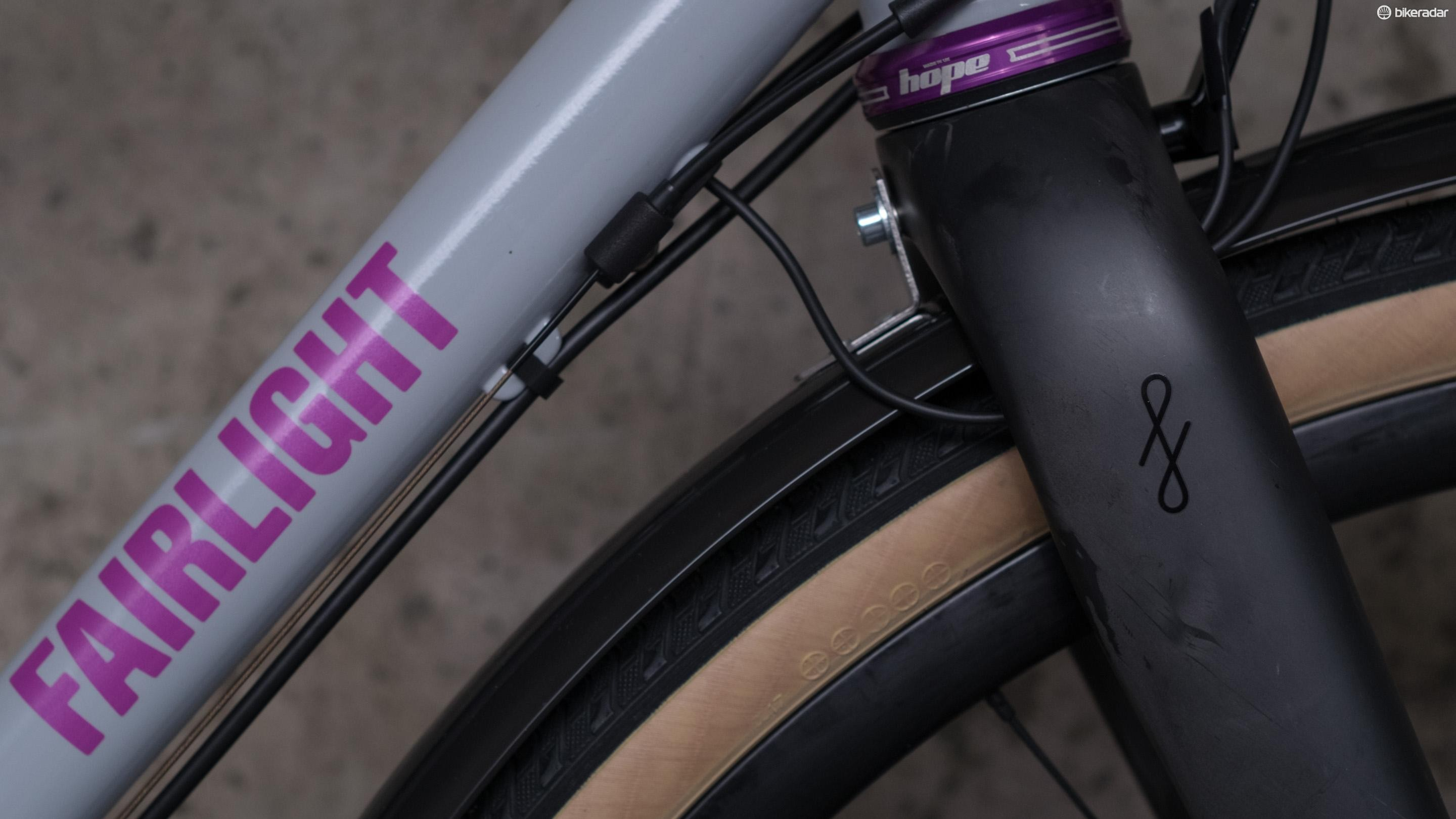 Fairlight has designed the all-new Cempa fork for the Secan