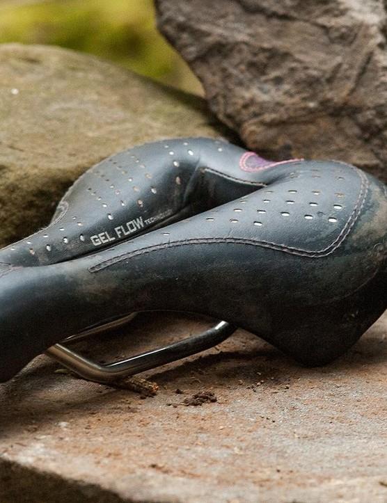 Selle Italia Diva Gel Flow women's mountain bike saddle