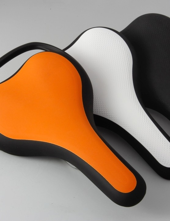 Selle Royal's new TA+TOO saddle is designed with urban cyclists in mind