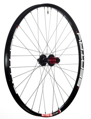 The Sentry MK3 is aimed at trail and enduro riders with a 32mm internal rim width