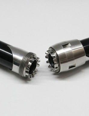S&S Couplings allow you to split your frame tubes for portability