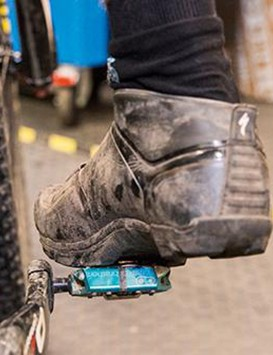 Even minor changes to your foot position can affect which muscles are utilised and how effectively you pedal