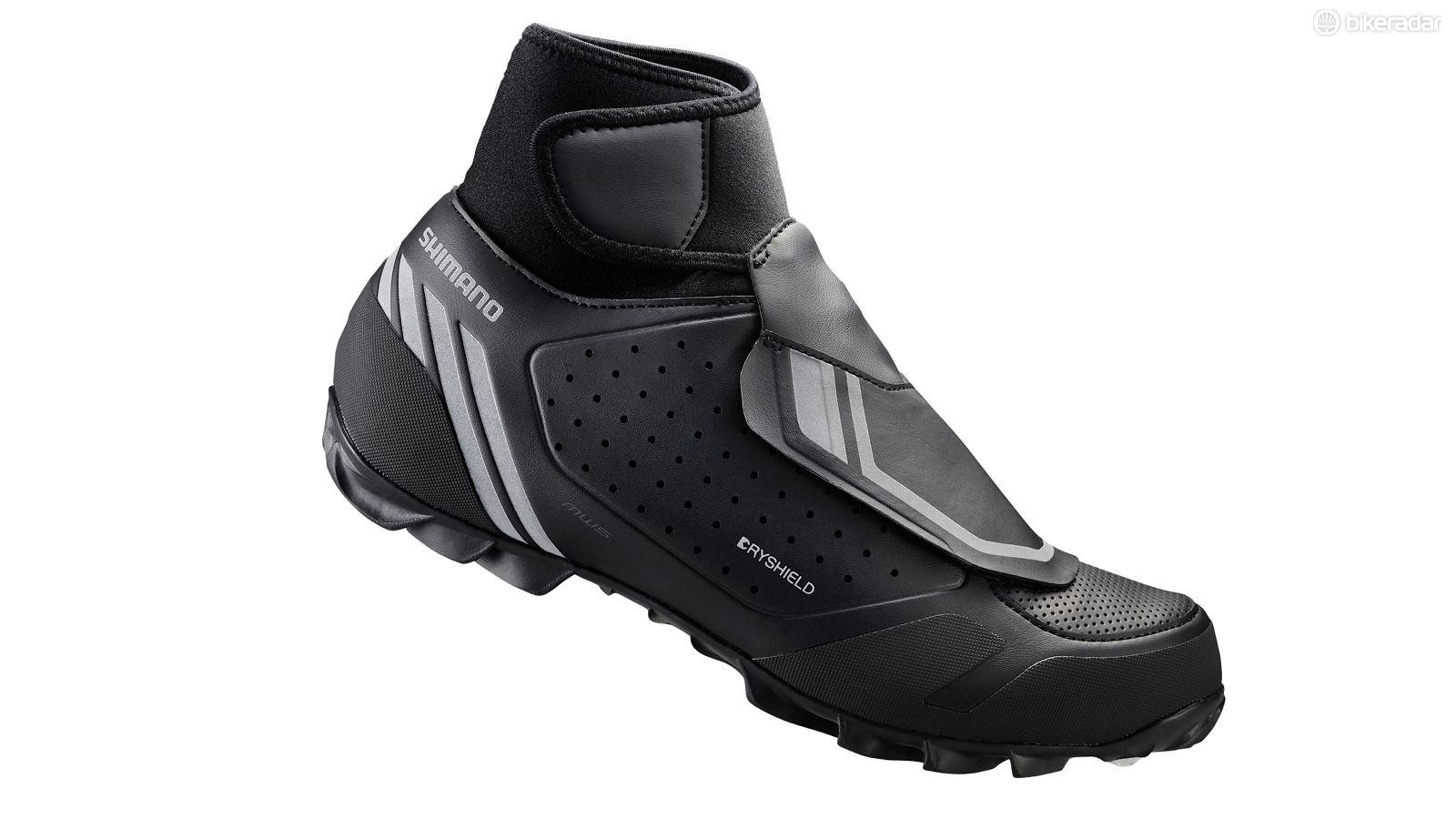 Here's the trail winter shoe, the MW5