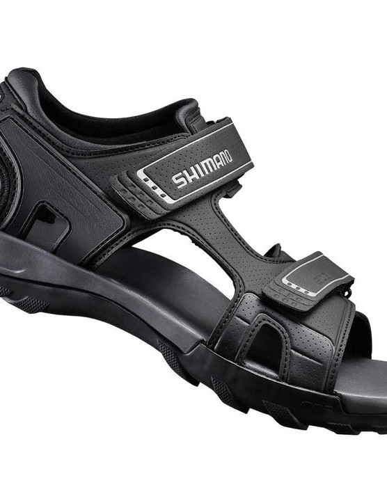… want to wear sandals while you hammer the pedals? Here you are, the SD5