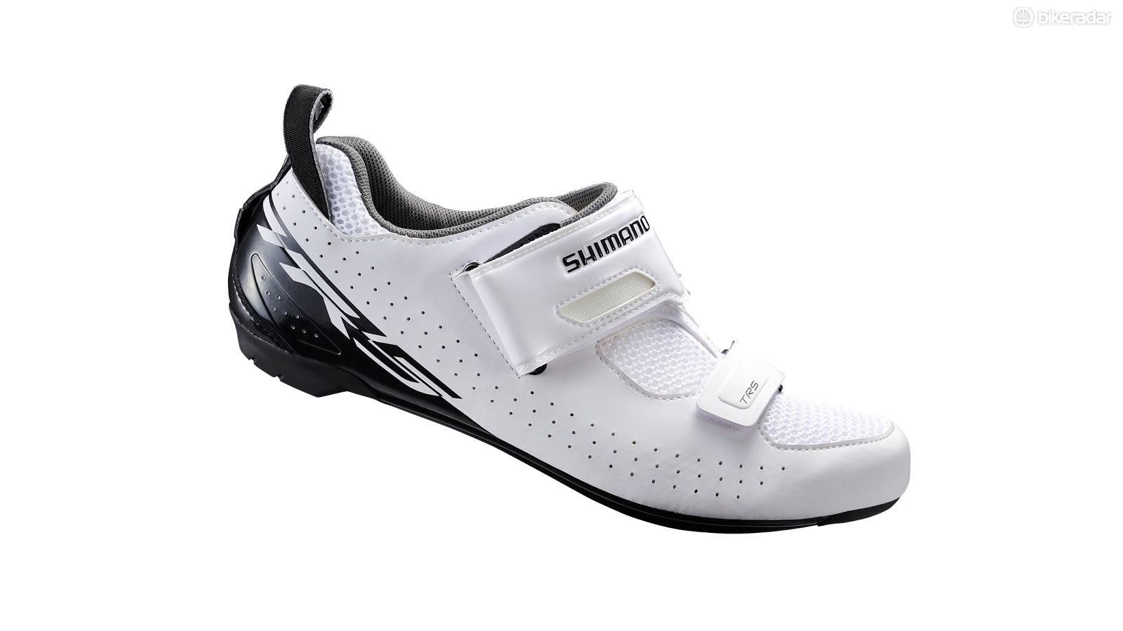 And this is the TR5 triathlon shoe