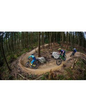 Sheffield, home of MTB legend Steve Peat, has a predictably fine selection of trails close to the city