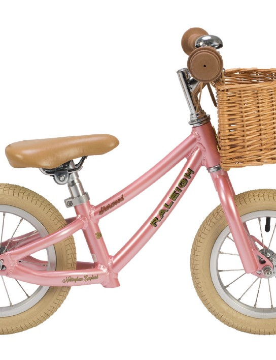 The Sherwood Balance Bike is a charming little thing