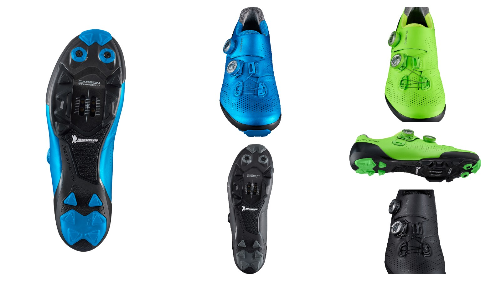 The S-Phyre XC9 improvements include a better fit, more breathability, and increased durability