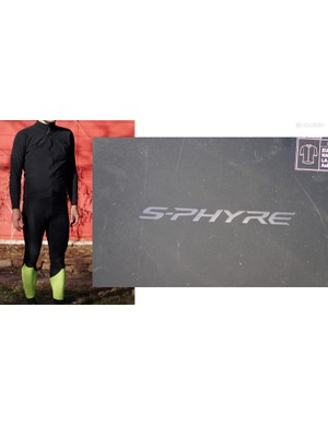 Shimano's relatively new S-Phyre road collection now includes winter pieces
