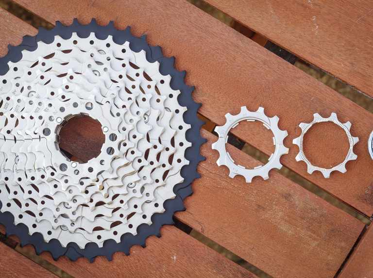 Shimano's massive 10spd cassette is backwards compatibility done right