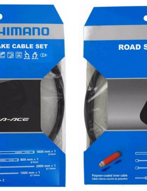 Upgrading your gear and brake cables can make a massive difference