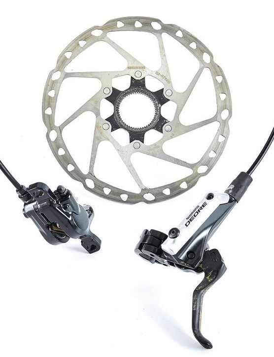 Shimano Deore M615 deliver arguably your best performance on a budget