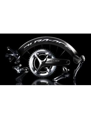 Shimano Dura-Ace is the elite offering from the leading drivetrain manufacturer