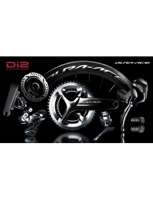 Shimano Dura-Ace Di2 — the brand's ultimate electronic offering
