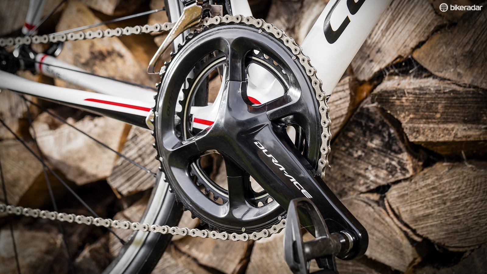 Shimano's Dura-Ace R9100 groupset