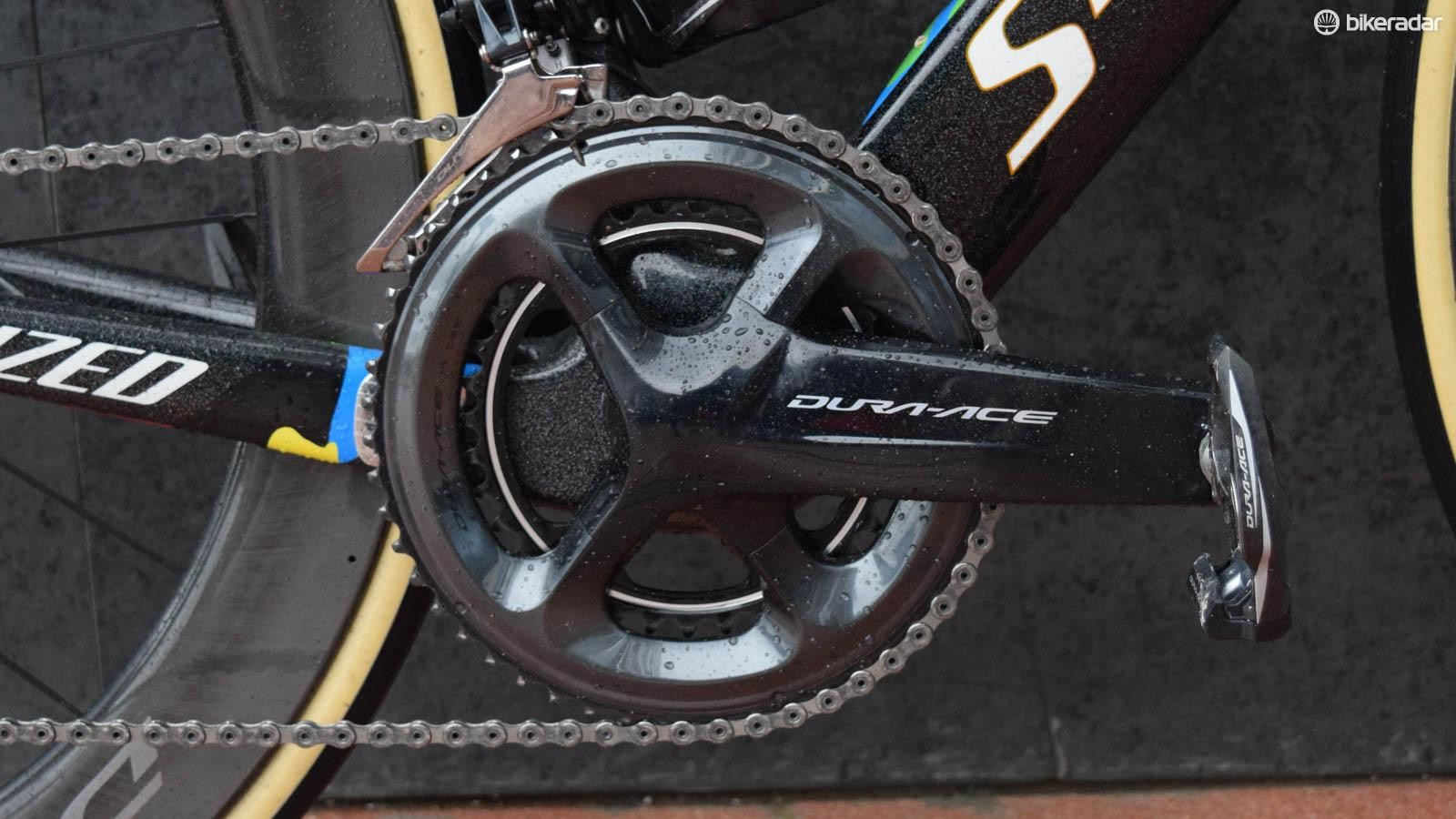 Dura-Ace R9100 is Shimano's flagship road groupset