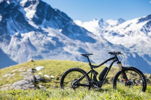 The E8000 STEPS system is designed as an e-MTB specific setup