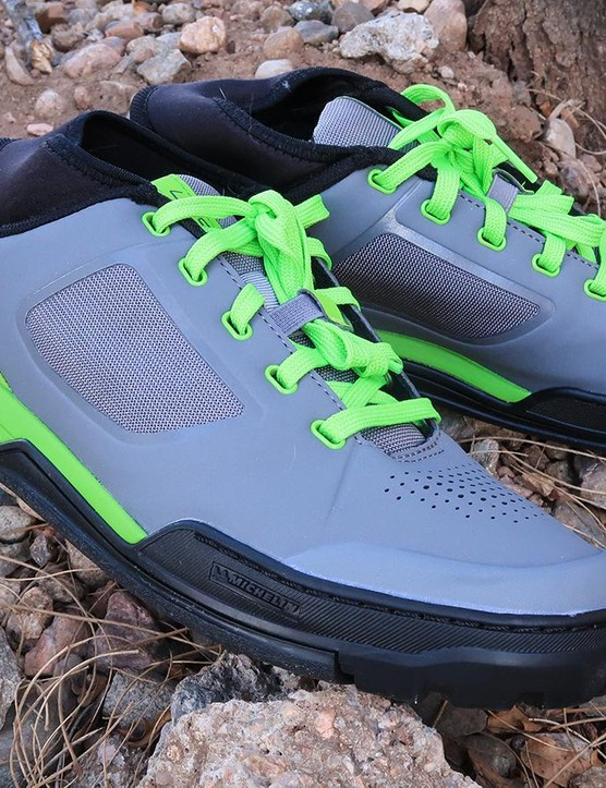The GR7 flat pedal shoes