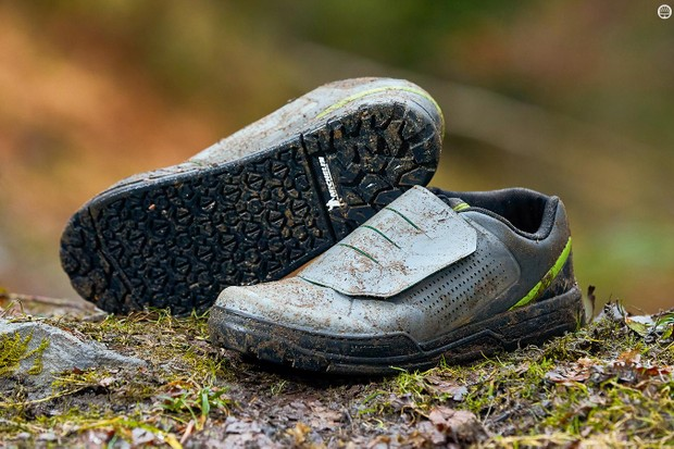Shimano's GR9 MTB shoes