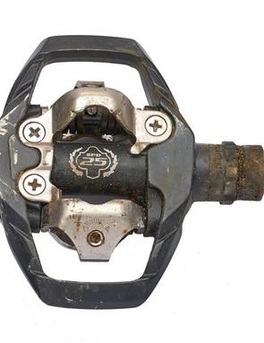 Shimano's M530 pedal