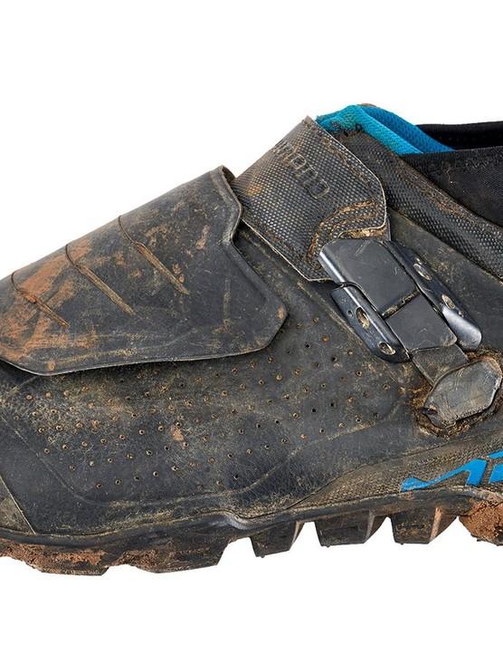 Shimano's ME7 SPD trail shoe