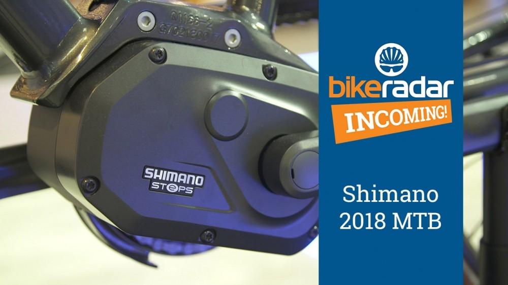 Shimano had plenty to show us at Eurobike 2017