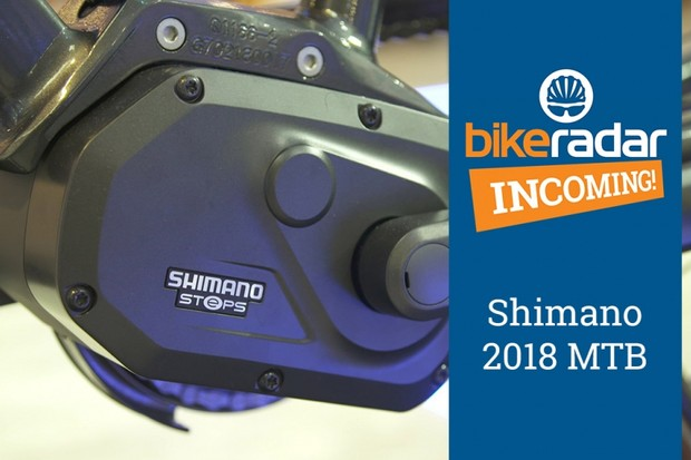 Shimano had plenty to show us at Eurobike 2017