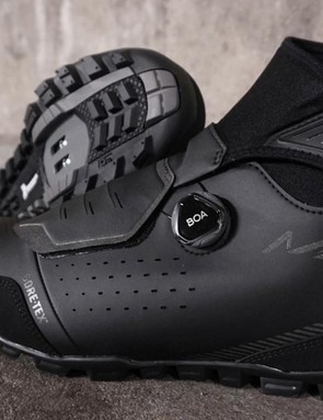 The MW7 is a serious winter trail-riding boot
