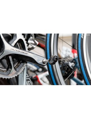 Although Shimano runs the show, it must provide a genuinely neutral service –and that means catering for other pedal systems too
