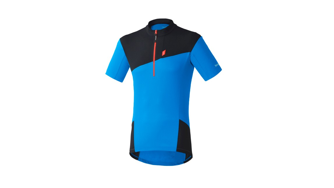 This is Shimano's Performance jersey, aimed at the more competitive riders