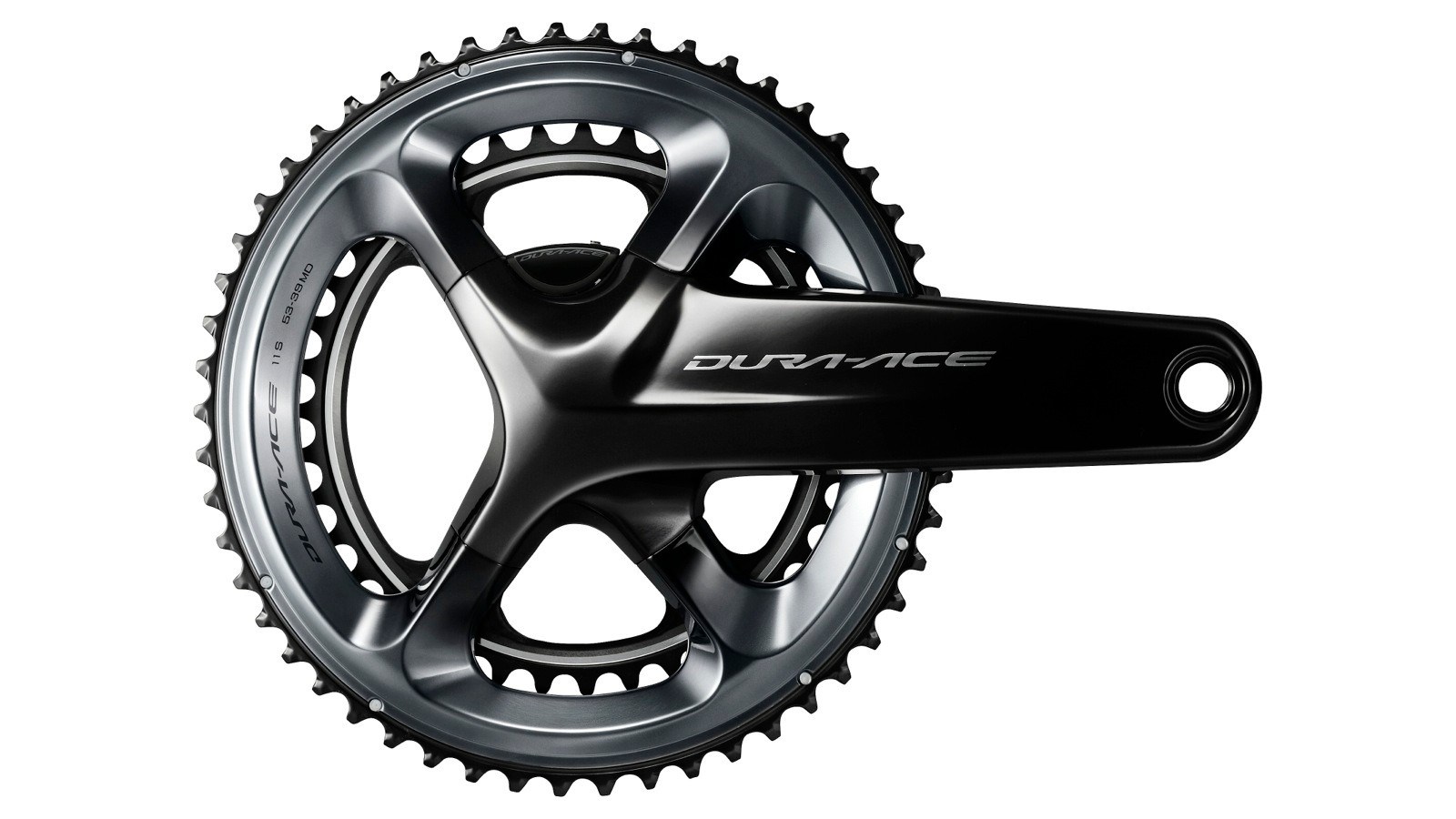 The new Shimano Dura-Ace R9100-P power meter will be available Nov. 1