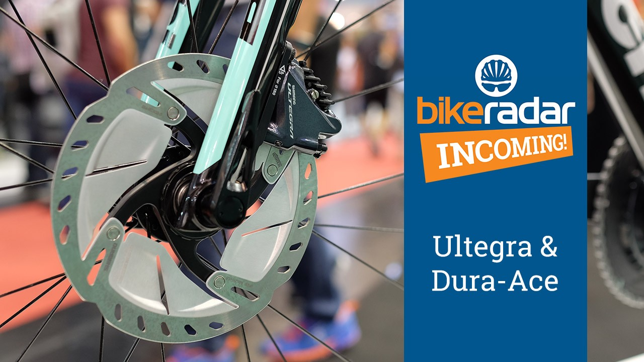 Shimano talks us through highlights from its Ultegra and Dura-Ace ranges