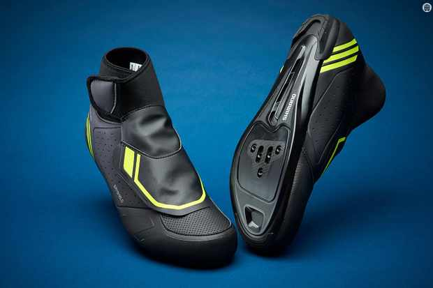 Shimano's RW5 winter shoe
