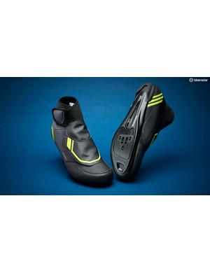 The Shimano RW5 shoes make perfect winter boots